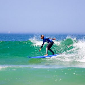 Learn to surf at our stunning camp in Peniche Portugal